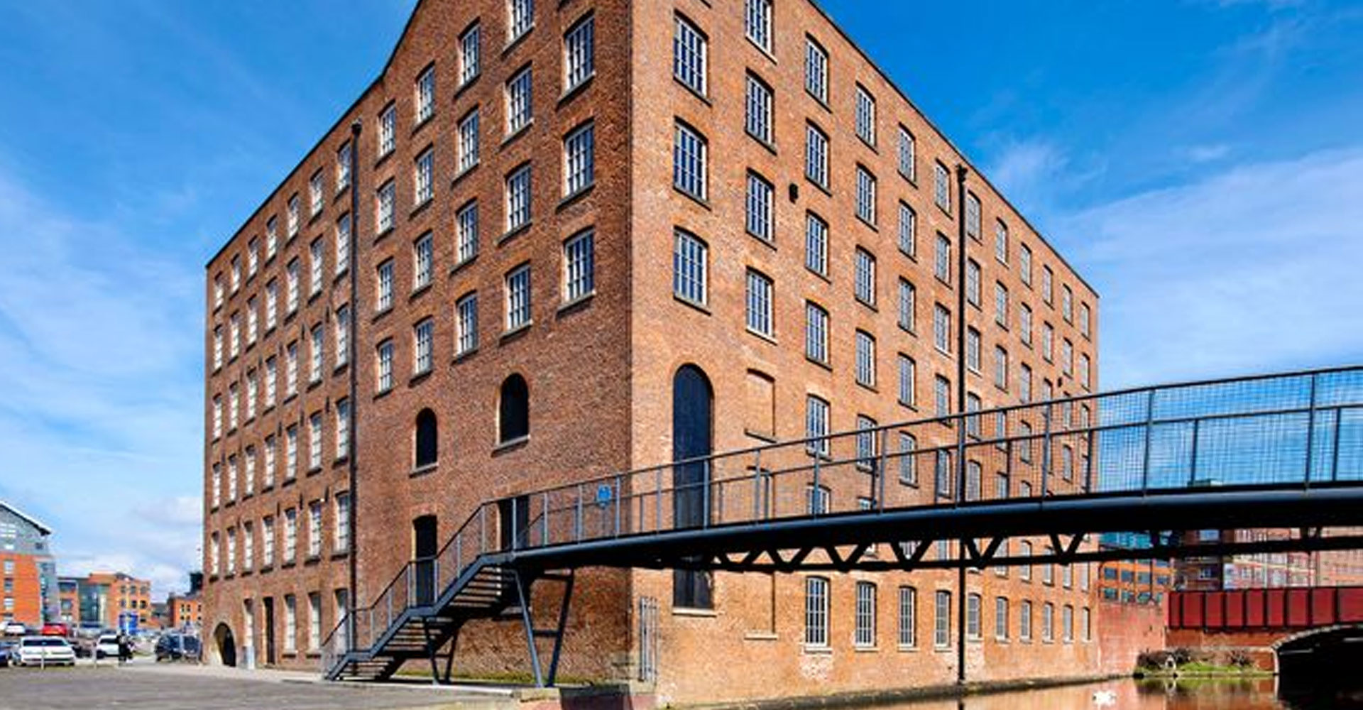AVRO - Regeneration of Brownfield Mill